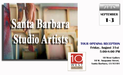 Santa Barbara Studio Tour